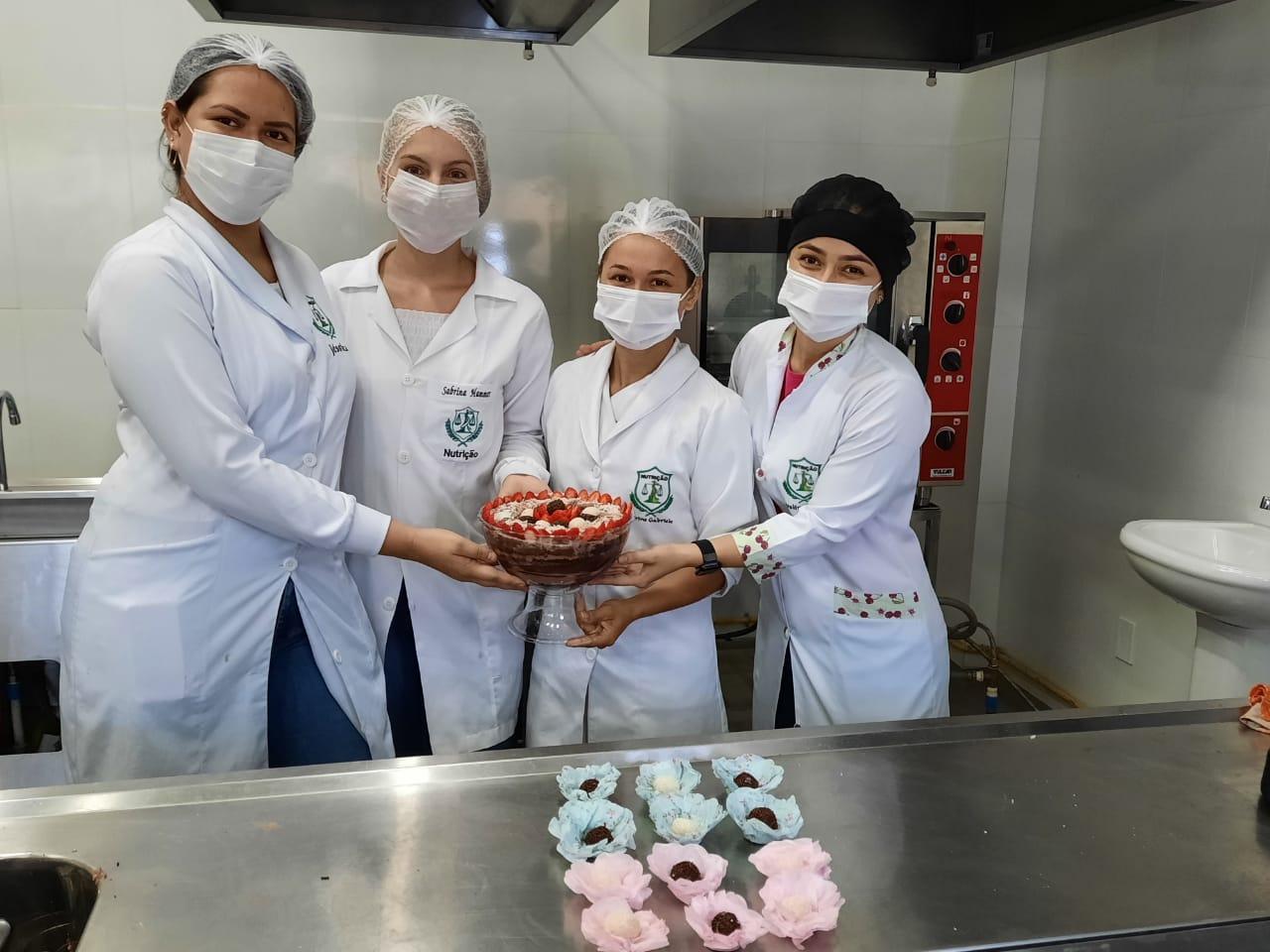 Receitas preparadas por acadêmicas de Nutrição da UNESC para uma Páscoa mais saudável podem fazer parte do cardápio ao longo do ano